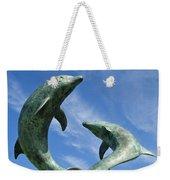 Tresco Dolphins Weekender Tote Bag