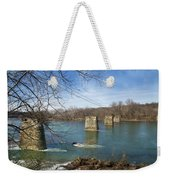 Trestle Of The Past Weekender Tote Bag