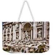 Trevi Fountain In Rome Italy Weekender Tote Bag