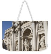 Trevi Fountain Rome Weekender Tote Bag