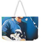Trey Anastasio And Lights Weekender Tote Bag