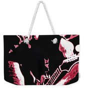Trey Anastasio In Pink Weekender Tote Bag