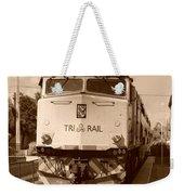 Tri Rail 808 Weekender Tote Bag