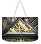 Triangle Ceiling Weekender Tote Bag