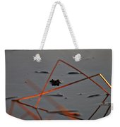 Triangle Drama Weekender Tote Bag