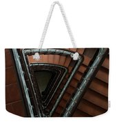 Triangle Staircase Weekender Tote Bag