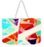 Triangular Weekender Tote Bag