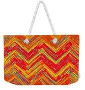 Tribal Pattern 019 Weekender Tote Bag