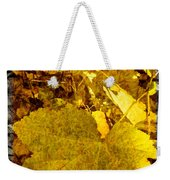 Tribute To Autumn Weekender Tote Bag