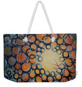 Tribute To Cookie Weekender Tote Bag