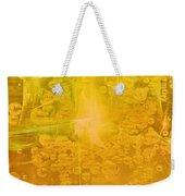 Tribute To Dew Weekender Tote Bag