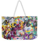 Tribute To Rebbe Shimon Weekender Tote Bag