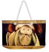 Tricia The Pig Weekender Tote Bag