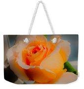 Tricia's Rose 8.6.14  Weekender Tote Bag
