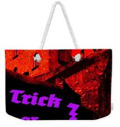 Trick Or Treat ? Weekender Tote Bag