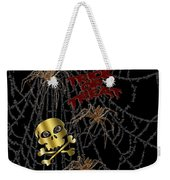Trick Or Treat Halloween Digital Artwork Weekender Tote Bag