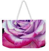 Tricolor Rose Weekender Tote Bag