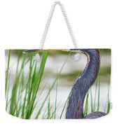 Tricolored Heron Weekender Tote Bag
