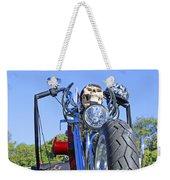 Tricycle Of Death Weekender Tote Bag