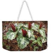 Trillium Cuneatum Weekender Tote Bag