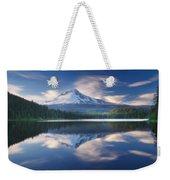 Trillium Lake Escape Weekender Tote Bag