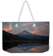 Trillium Twilight Weekender Tote Bag