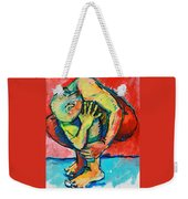 Trilogy - N My Soul 2 Weekender Tote Bag