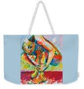 Trilogy - N My Soul 3 Weekender Tote Bag