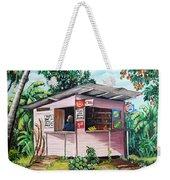 Trini Roti Shop Weekender Tote Bag