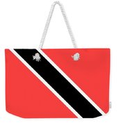 Trinidad And Tobago Flag Weekender Tote Bag