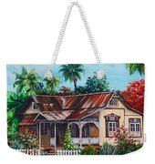 Trinidad House  No 1 Weekender Tote Bag