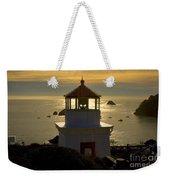 Trinidad Memorial Lighthouse Weekender Tote Bag