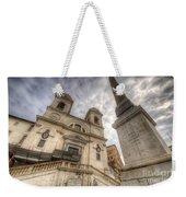 Trinita Dei Monti Church Weekender Tote Bag