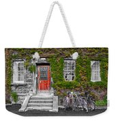 Trinity College Dorm - Dublin Ireland Weekender Tote Bag