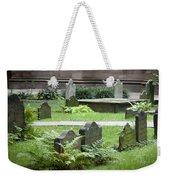 Trinity Green Weekender Tote Bag