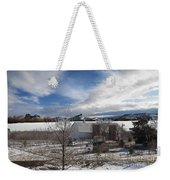 Trip To Baldwin City Kansas Weekender Tote Bag