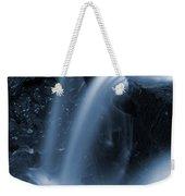 Triple Plunge Twilight Waterfall Weekender Tote Bag