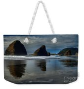 Triple Reflections Weekender Tote Bag by Adam Jewell