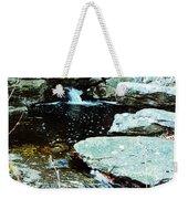 Triple Waterfall Weekender Tote Bag
