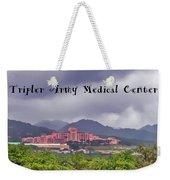 Tripler Card Weekender Tote Bag
