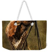 Tripods Are Our Friends Weekender Tote Bag