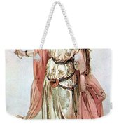 Tristan And Isolde, 1865 Weekender Tote Bag