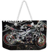 Triumph Abstract Weekender Tote Bag