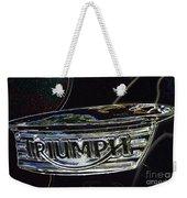 Triumph 2 Weekender Tote Bag