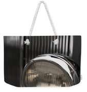 Triumph Roadster One Headlight Weekender Tote Bag