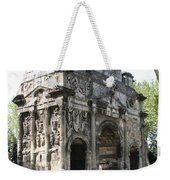 Triumphal Arch - Orange Provence Weekender Tote Bag