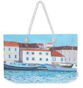 Trogir Croatia Weekender Tote Bag