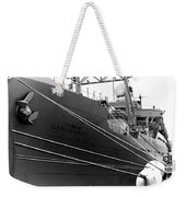 Troop Carrier Weekender Tote Bag
