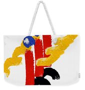 Trooping The Colour Weekender Tote Bag