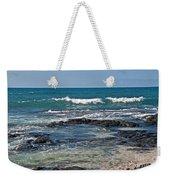 Tropical Beach Seascape Art Prints Weekender Tote Bag